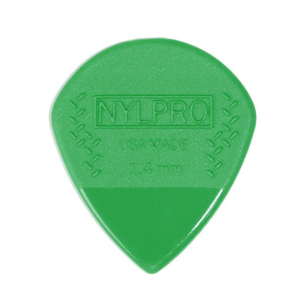Planet Waves 3NPP7 Nylpro Plus 1.4mm Guitar Pick - Pack of 10 Picks