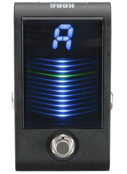 Korg Pitchblack Custom Pedal Tuner with True Signal Bypass