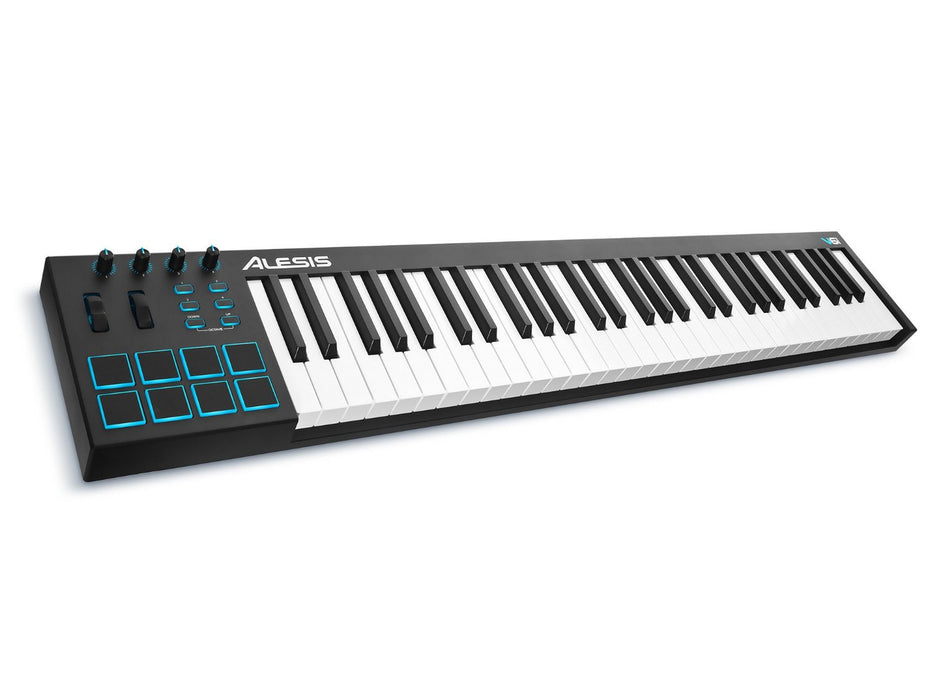 Alesis V61 61-Key USB MIDI Drum Pad and Keyboard Controller