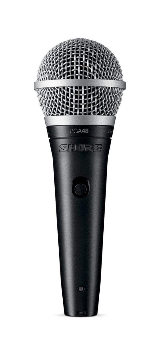 Shure PGA48-LC Cardioid Dynamic Vocal Microphone Without Cable