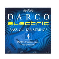 Martin Darco D9500L Bass Guitar Strings Set - Nickel Plated