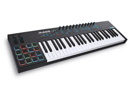 Alesis VI49 Advanced 49-Key USB MIDI Pad/Keyboard Controller