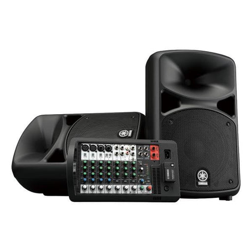 Yamaha STAGEPAS 600BT Portable PA System with Bluetooth
