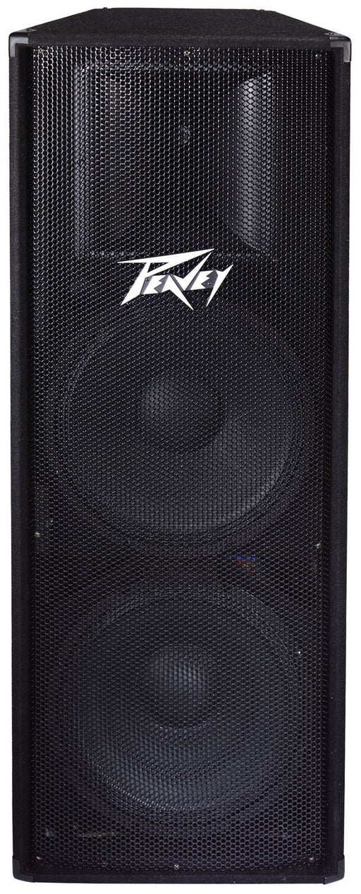 Peavey PV215 2-Way Dual 15 Inch Passive PA Speaker Cabinet