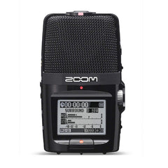 Zoom H2n Handy Portable Digital Audio Recorder