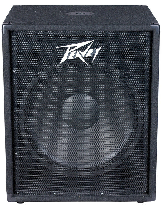 Peavey PV118D Powered 18inch Subwoofer Enclosure