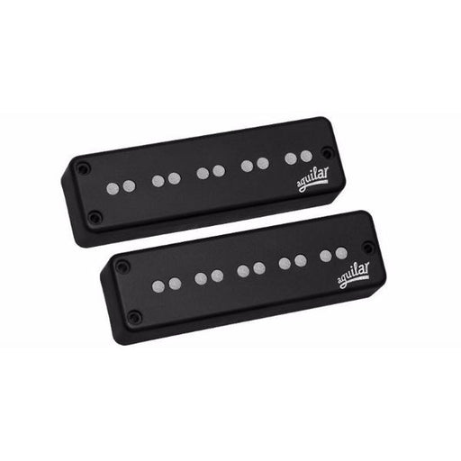 Aguilar Super Single 6-String Soapbar Pickups, Size D4