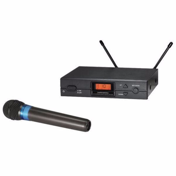 Audio ATW2120 Handheld Wireless Systems