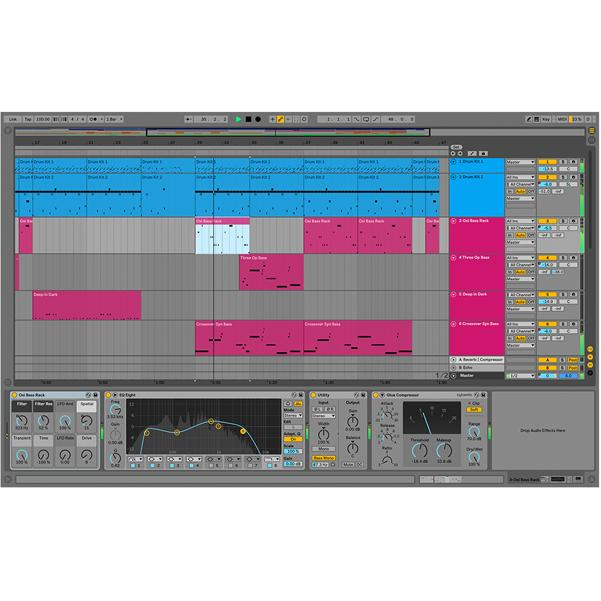 Ableton Live 10 Standard Recording Software - Download Version