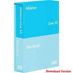 Ableton Live 10 Standard Recording Software - Educational Version