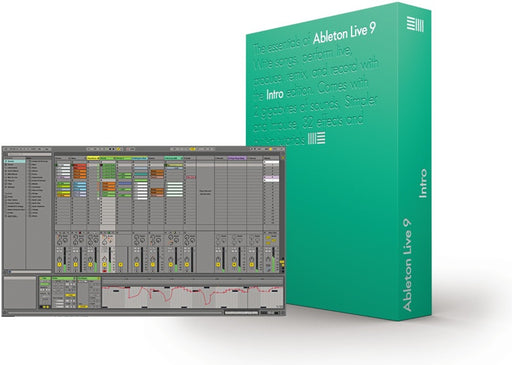 Ableton Live 9 Intro Recorder