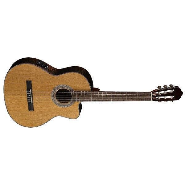 Cort AC250CF Classic Series Acoustic Guitar Natural