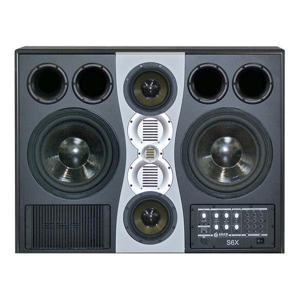 Adam Audio S6X Active Studio Monitor Speaker