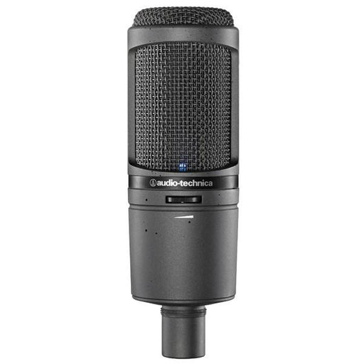 Audio Technica AT2020 USBi Cardioid Condenser USB Microphone