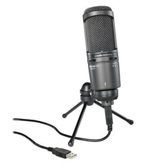 Audio Technica AT2020 USB Plus Cardioid Condenser USB Microphone