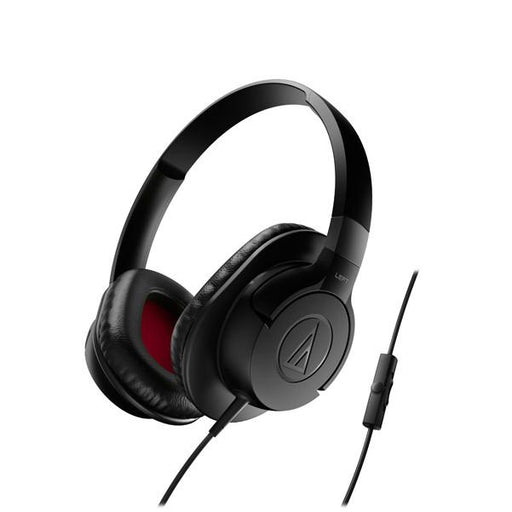 Audio-Technica ATH-AX1IS Sonic Fuel Over-Ear Headphones