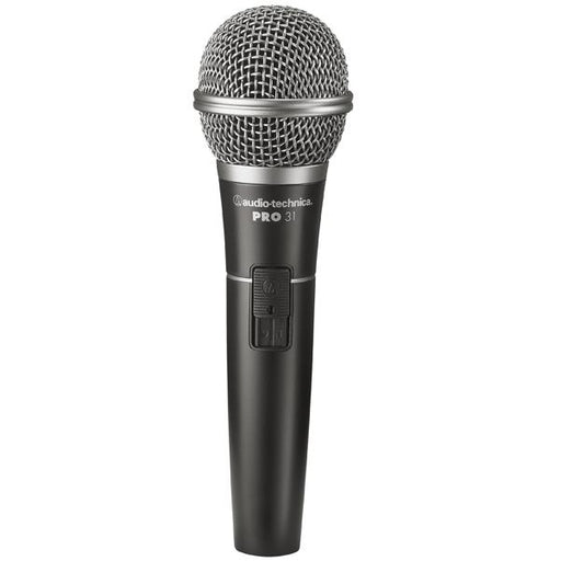 Audio-Technica Pro 31 Cardioid Dynamic Handheld Microphone