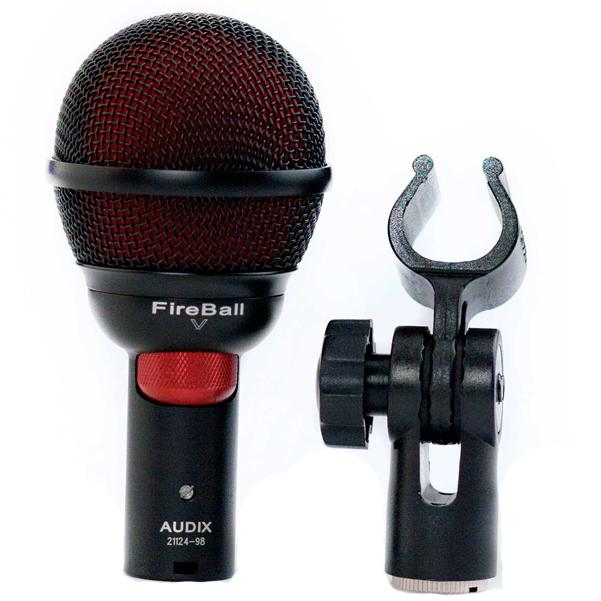 Audix Fireball V Dynamic Instrument Microphone