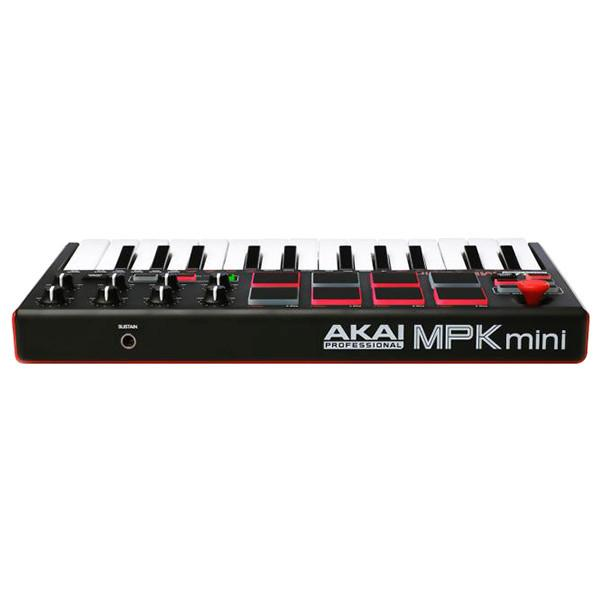 Akai MPK MINI MKII Compact Midi Keyboard and Pad MIDI Controller