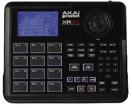 Akai XR20 - Beat Production Station