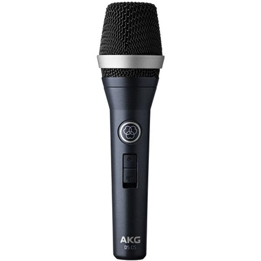AKG D5 CS Professional Handhel Dynamic Microphone with Switch