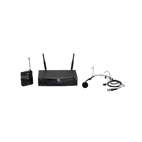 AKG WMS 420 Headset Set Band M Wireless Microphone Systems
