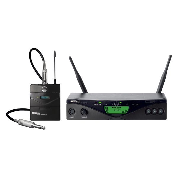 AKG WMS470 Instrumental Set Wireless System