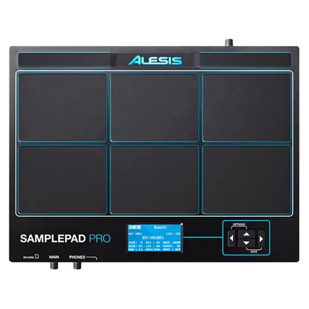 Alesis SamplePad Pro 8-Pad Percussion and Sample-Triggering Electronic Drum  Kit