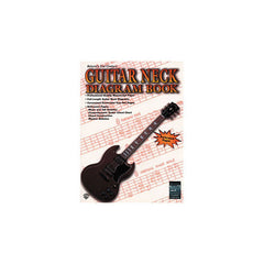 Alfred 21st Century Guitar Neck Diagram Book - Garage Sale