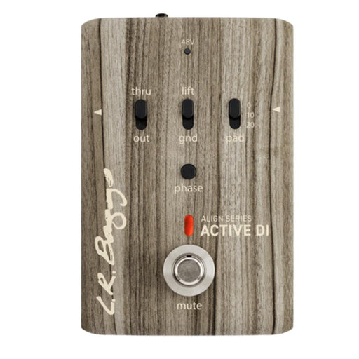 LR Baggs Align Series Active DI Effects Pedal