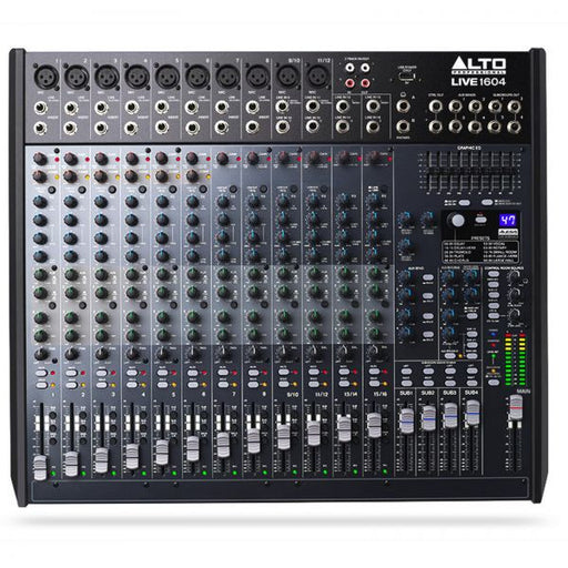 Alto Professional Live 1604 16 Channel Mixer