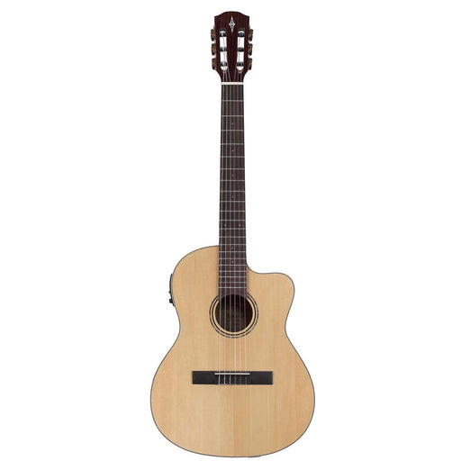 Alvarez RC26 HCE 6-String Classical Hybrid Electro Acoustic Guitar - Techwood Fretboard - Natural Gloss