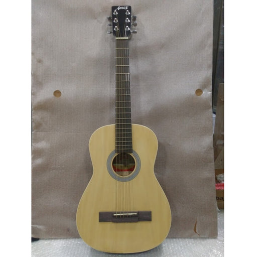 Amaze AW34-101 Acoustic Guitar - Natural - Open Box B Stock