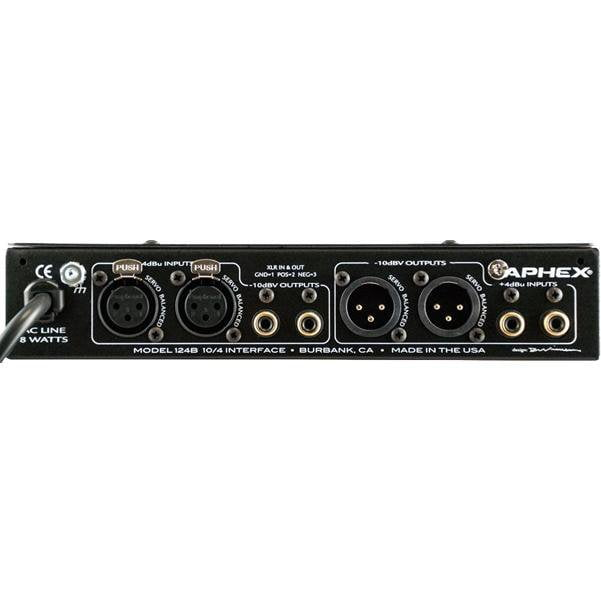 Aphex 124B Two Channel Audio Interface
