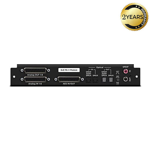 Apogee Symphony MKII I/O 8X8S2 Audio Interface Module