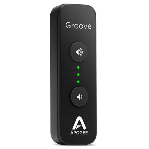 Apogee Groove Portable USB DAC and Headphone Amplifier for Mac and PC