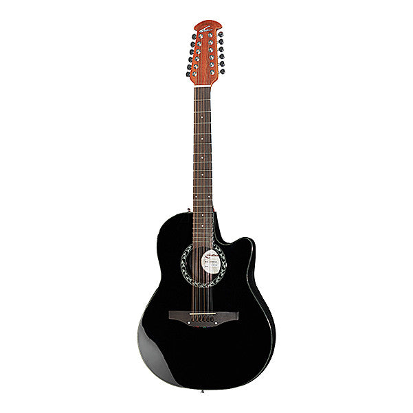 Applause AB2412 Balladeer Cutaway Electro Acoustic Guitar