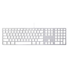 Apple Keyboard With Numeric Keypad Keyboard MB110LL/B - White