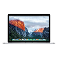 Apple MacBook Pro Laptop MJLQ2HN/A - 15in/Intel Core i7/16GB RAM/256GB HDD - Silver