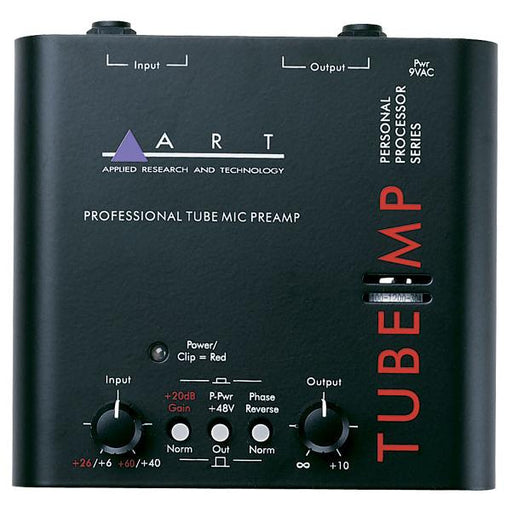 ART Tube MP Tube Microphone Preamp