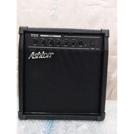 Ashton BPA18 18W Bass Amplifier - Open Box B Stock