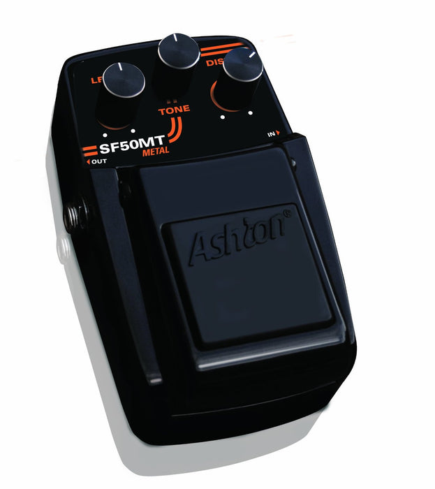 Ashton SF50MT Metal Guitar Pedal