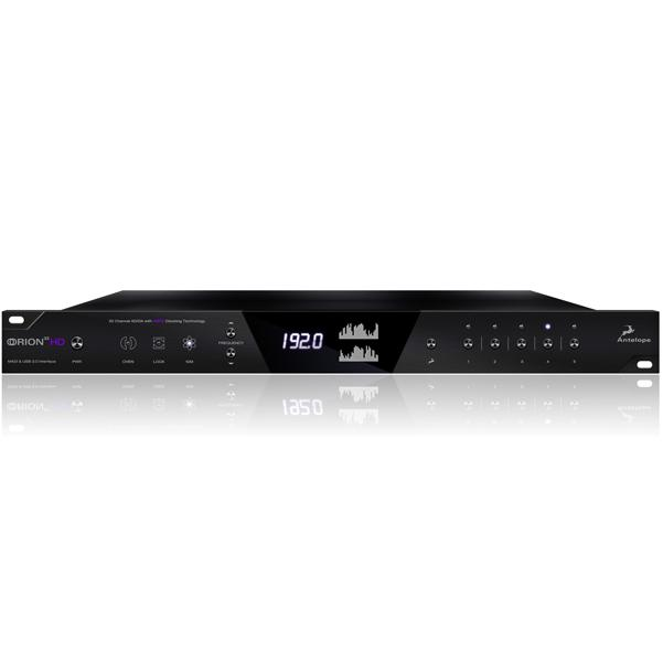 Antelope Audio ORION32 HD 64 channel HDX & USB 3.0 Audio Interface