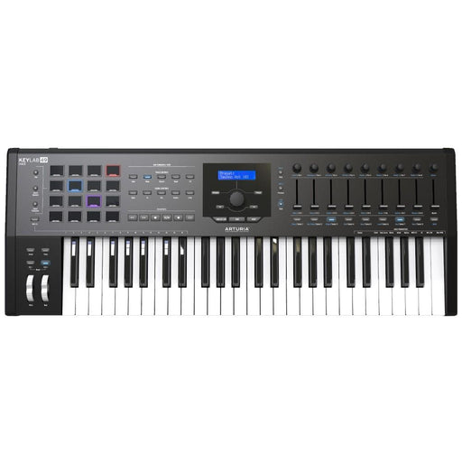 Arturia Keylab 49 MKII Midi Keyboard Controller with VC8 Software Bundle