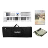 Arturia Keylab 49 MKII Midi Keyboard Controller With Gigbag, Polishing Cloth& Ebook