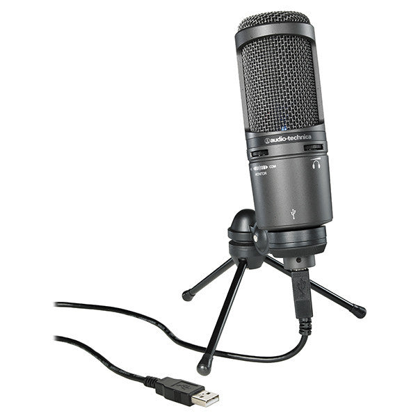 Audio Technica AT2020 USB Condenser Microphone