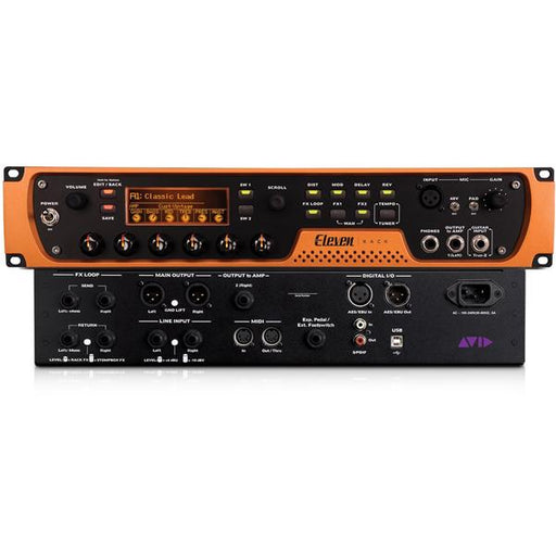 Avid ELEVEN RACK Audio Interface - Hardware Only