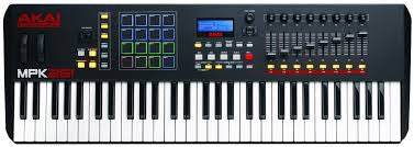 Akai Professional MPK261 61-key MIDI Controller With MPC Beats Software Pack