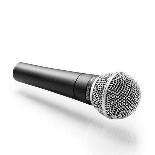 Shure SM58-LC Dynamic Cardioid Professional Vocal Microphone