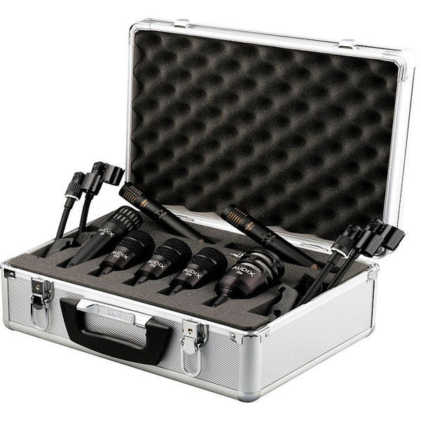 Audix DP7 Professional Drum Microphone Set